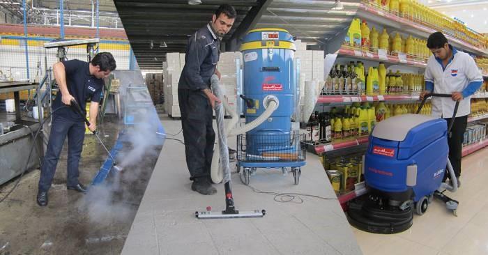 ۴ نکته کلیدی در انتخاب تجهیزات نظافتی