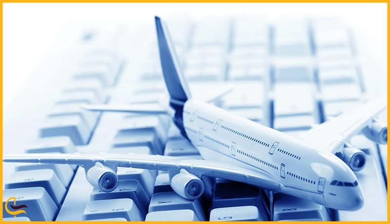 خرید اینترنتی بلیط هواپیما تهران از ره بال آسمان در تابستان 1400