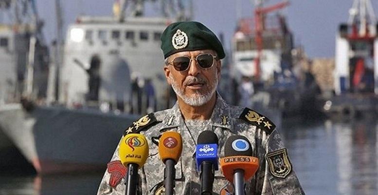قول مقام ارشد ارتش به وزارت بهداشت