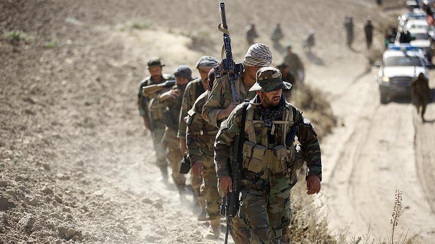 ارتش افغانستان ۲ شهرستان را از طالبان پس گرفت