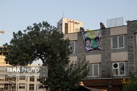 ۳ روز مانده تا انتخابات ۱۴۰۰ ـ مشهد