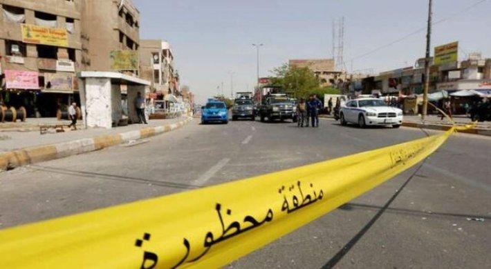 انفجار بمب در مسیر کاروان آمریکایی در غرب عراق