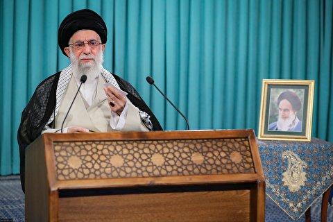 سخنرانی رهبر انقلاب در آستانه برگزاری انتخابات