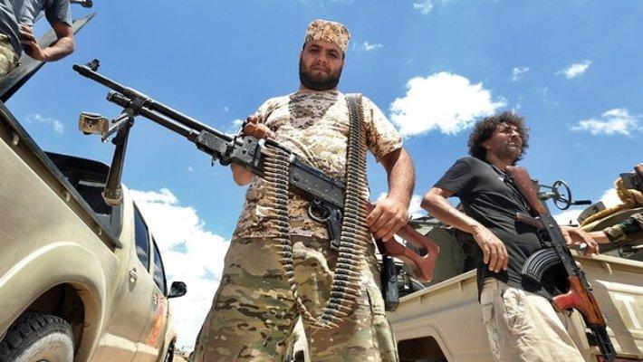 نیروهای حفتر مرزهای مشترک لیبی و الجزایر را بستند