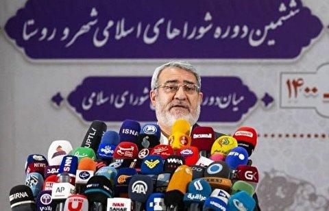جزئیات نتایج انتخابات به روایت وزیر کشور