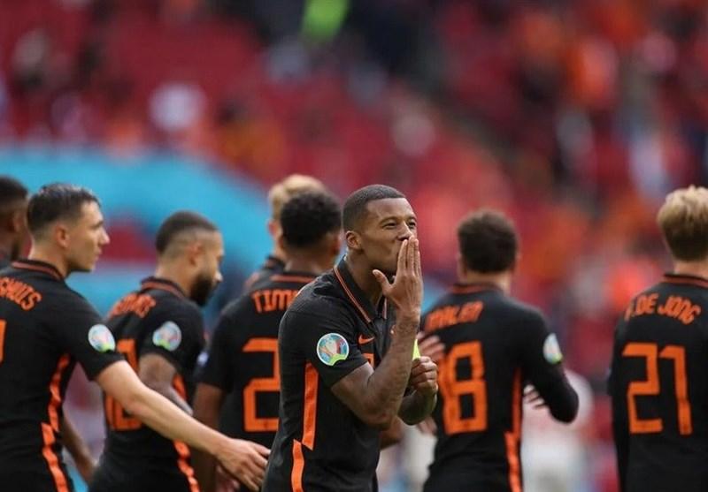 صعود هلند در یورو با درخشانترین نتیجه تاریخ