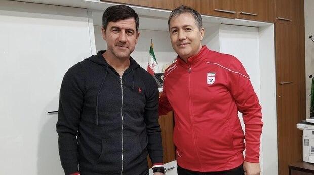 کریم باقری دستیار اسکوچیچ در تیم ملی شد