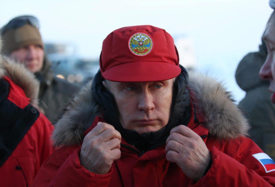 «پوتین» قطب را هم میخواهد