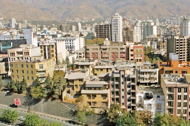 بیشترین و کمترین قیمت آپارتمان در پایتخت