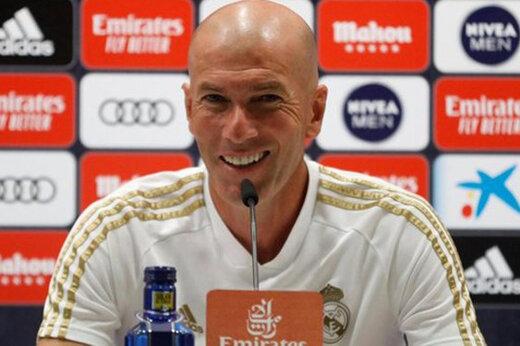 بیانیه رسمی رئال مادرید؛زیدان جدا شد