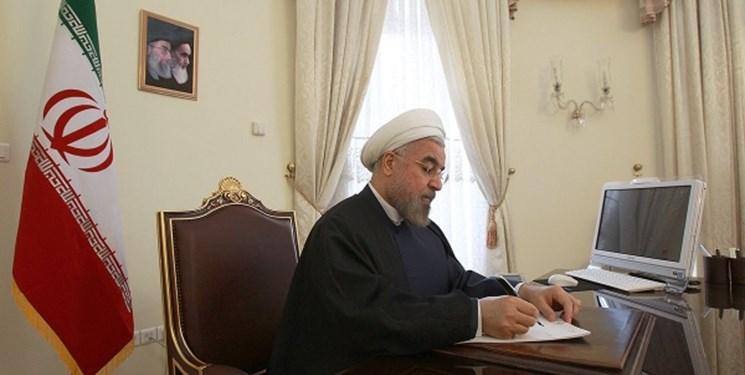 روحانی انتخاب مجدد بشار اسد را تبریک گفت
