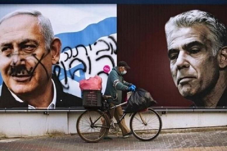 توافق دو حزب رقیب نتانیاهو برای تشکیل کابینه ائتلافی