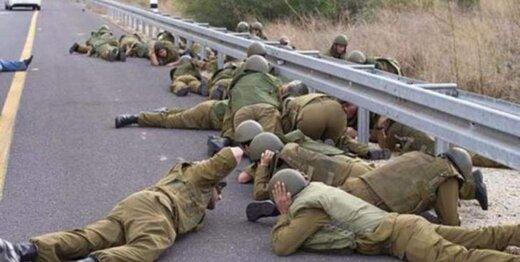 اسرائیل: نیروی زمینی ما در حال فروپاشی است