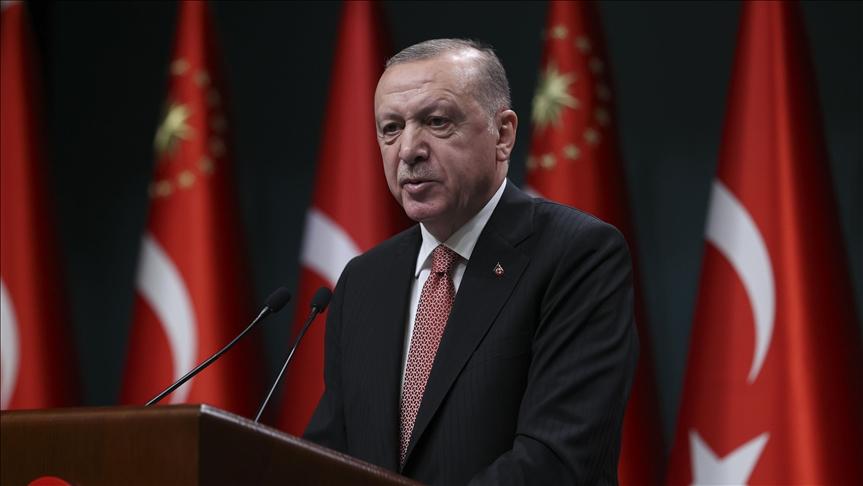 اردوغان: جهان تنها در کنترل پنج کشور نیست