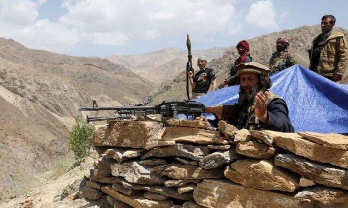 طالبان در کمتر از یک روز بر ۴ شهرستان مسلط شد