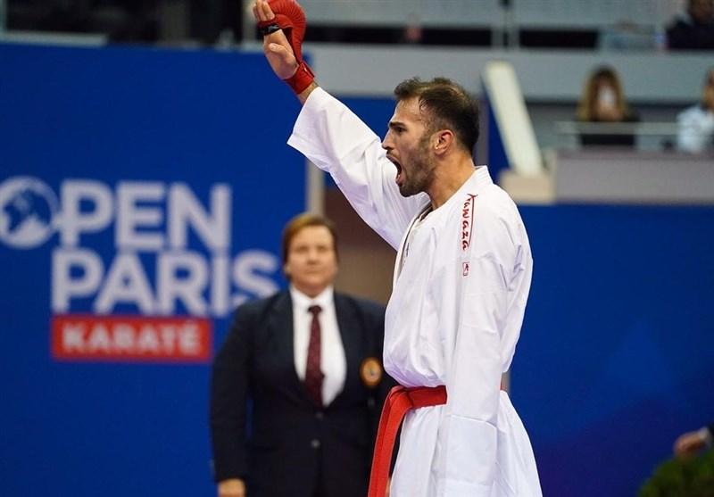 اعلام محرومیت کاراتهکای دوپینگی: المپیک پرید
