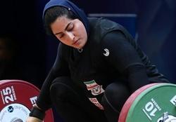 اعزام دختر وزنه بردار ایران به المپیک قطعی شد