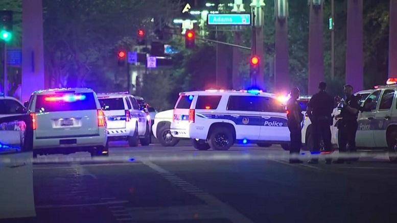 زخمی شدن ۸ نفر بر اثر تیراندازی در تگزاس