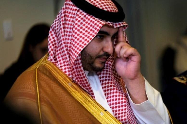 گفتگوی شاهزاده سعودی با مقامات آمریکا پیرامون ایران