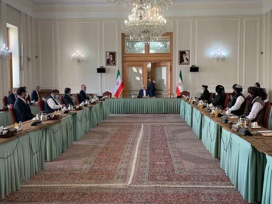 اجلاس گفتگوهای بینالافغانستانی در تهران