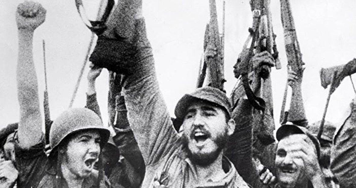 پیروزی انقلاب کوبا به روایت تصویر / دیدار تاریخی هیتلر و موسولینی / جنایات جنگی ژاپن در گوآم / چگونه جنگ دو کره آغاز شد؟