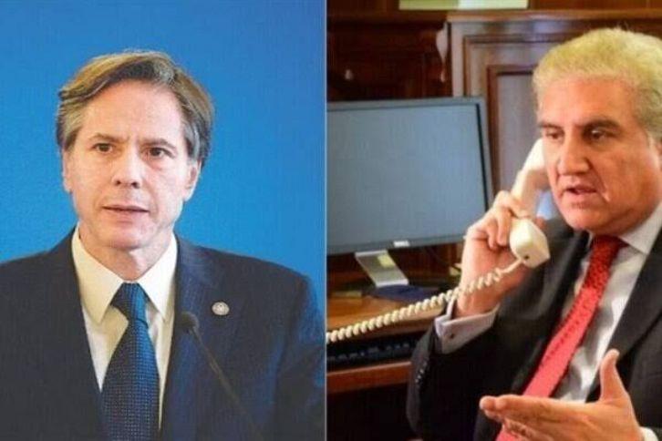گفتگوی وزرایخارجه آمریکا و پاکستان درباره افغانستان