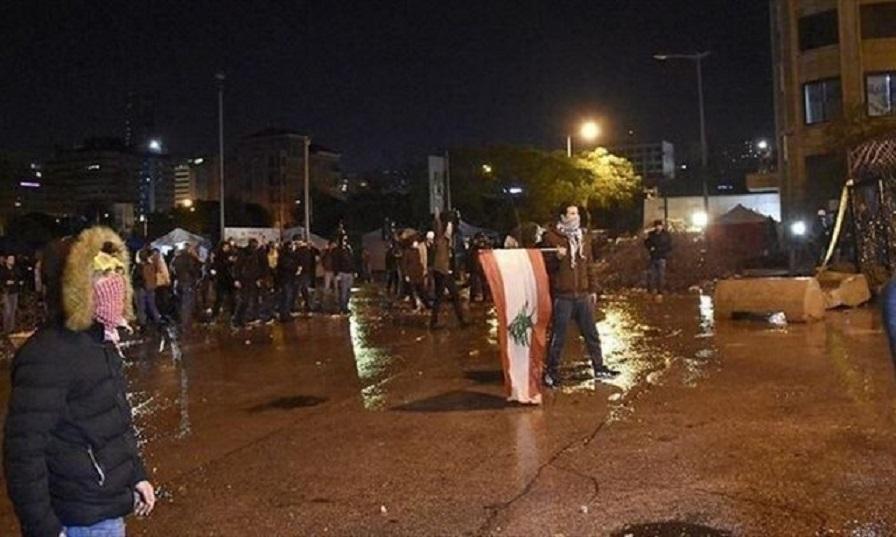 تظاهرات شهروندان لبنانی در پی گرانی دوباره نان