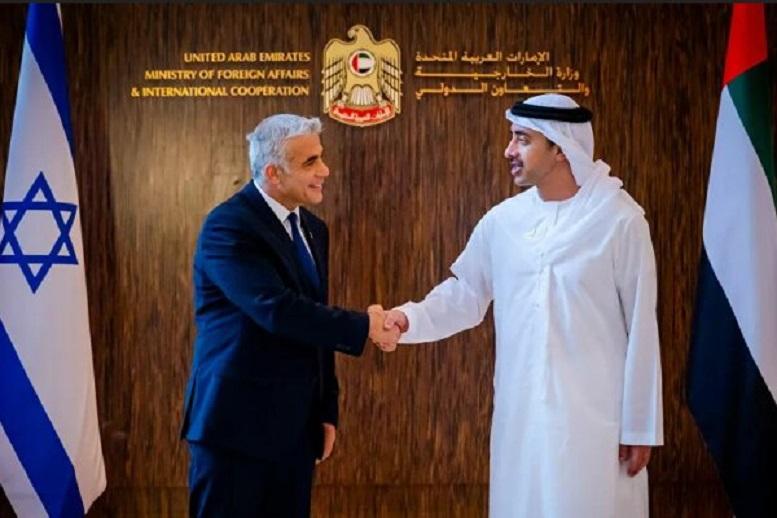 سفارت امارات در فلسطین اشغالی رسماً افتتاح میشود