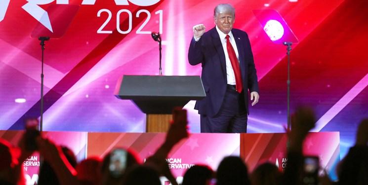 ترامپ: بایدن آمریکا را به لبه نابودی کشانده است