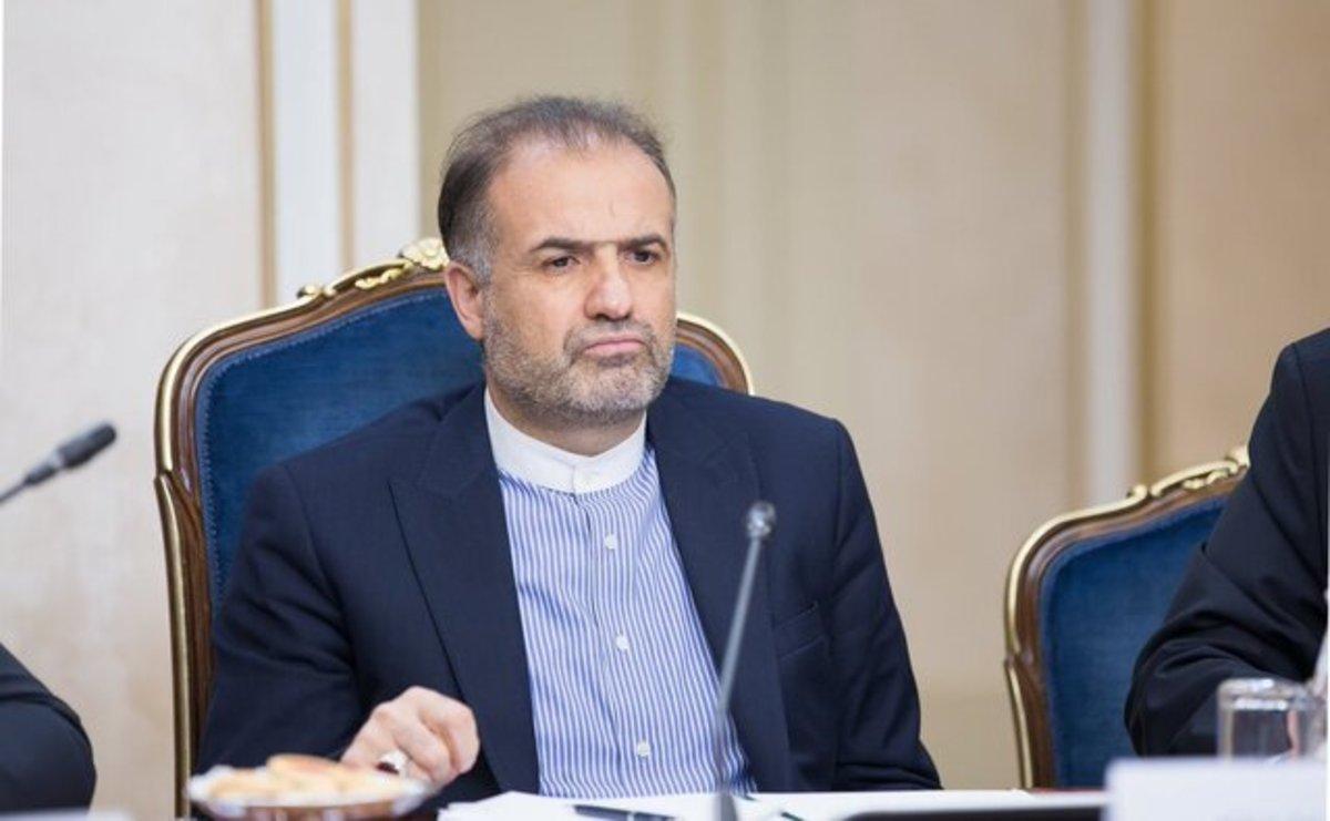"""انتقاد سفیر ایران در روسیه از برخی """"تاجرنماها"""""""