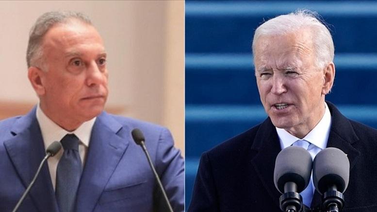 بایدن ۴ مرداد میزبان نخست وزیر عراق خواهد بود
