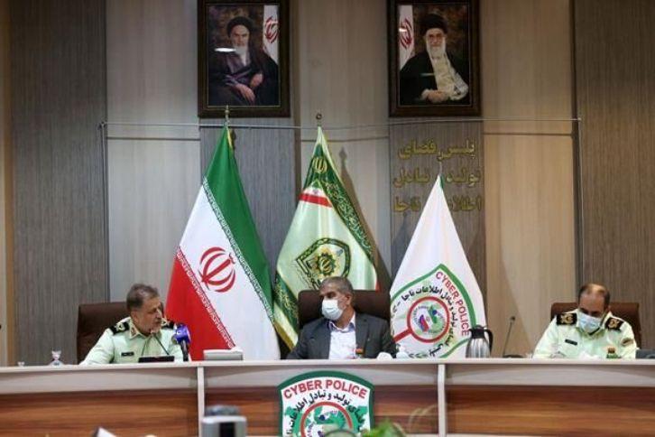 بازدید اعضای کمیسیون شوراها از پلیس فتا