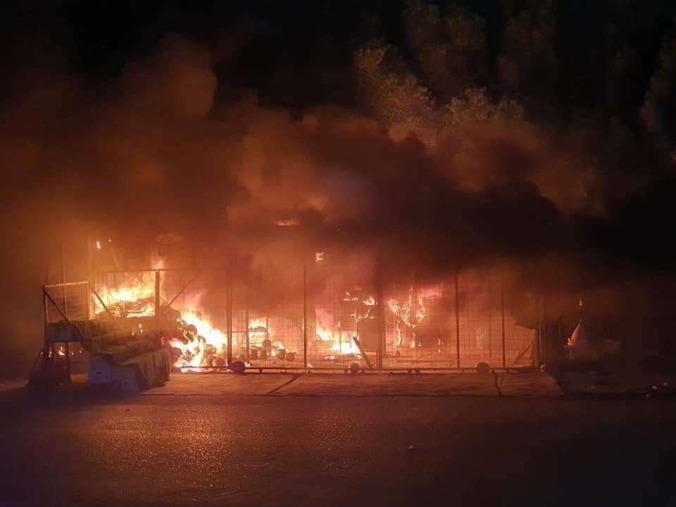 آتشسوزی گسترده در پایگاه هوایی امام علی (ع) عراق/ توافق طالبان و دولت افغاستان در نشست دوحه/ گفتگوهای تلفنی امیر قطر با پادشاه و ولیعهد عربستان/ کشته شدن 967 نیروی طالبان در افغانستان