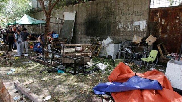 حمله هوایی اسرائیل به نقاطی از خاک سوریه/ ده ها کشته و زخمی در انفجار در شهرک صدر بغداد/ واکنش آمریکا به گزارشها درباره احتمال تشدید تحریمها علیه ایران/ شلیک راکت از لبنان به سمت سرزمین های اشغالی