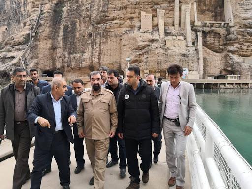 محسن رضایی به خوزستان می رود