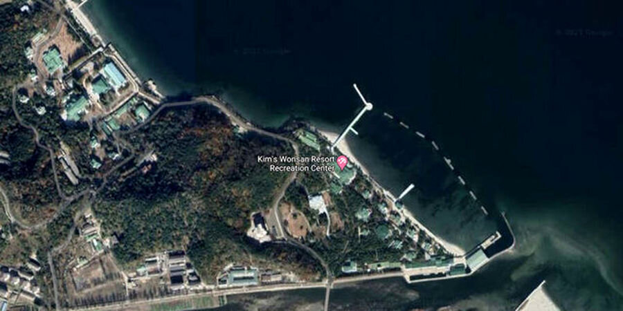 خوشگذرانی رهبر کره شمالی در کشتی لاکچری