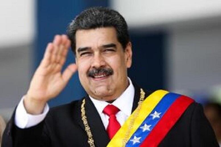 گفتگوی تلفنی مادورو با رئیس جمهور منتخب ایران