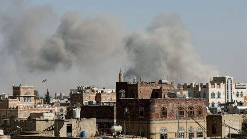 ائتلاف سعودی سه استان یمن را بمباران کرد