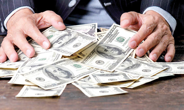 قیمت دلار در بازار امروز دوشنبه ۷ تیرماه ۱۴۰۰/ خیز دلار برای گرانی/ دلار صرافی ملی قد کشید