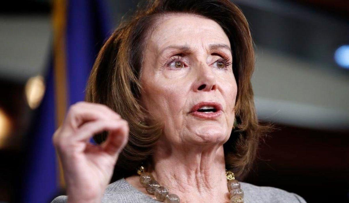 ادعای نانسی پلوسی درباره ایران