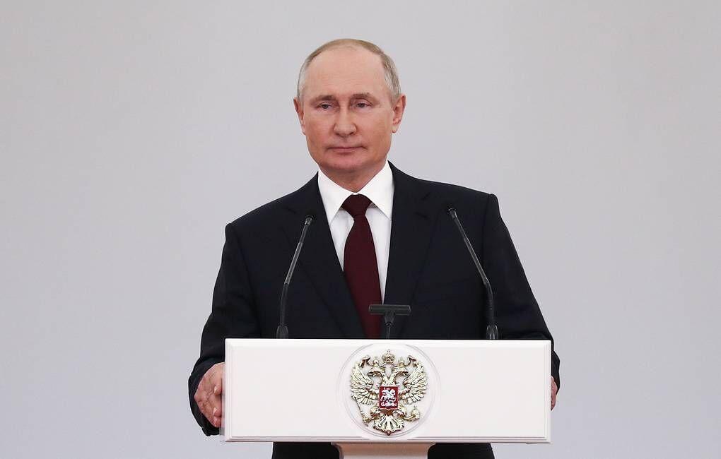 پوتین: روسیه بزودی به موشک اس-۵۰۰ مجهز میشود