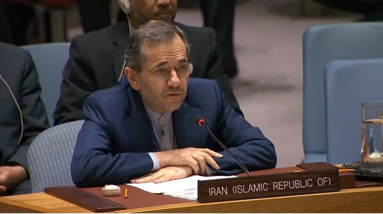 انتقاد ایران از لاپوشانی جنایات رژیم اسرائیل و عربستان