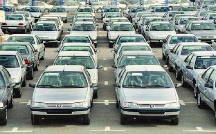 افزایش ۸۰۰ درصدی قیمت خودرو در ۸ سال!