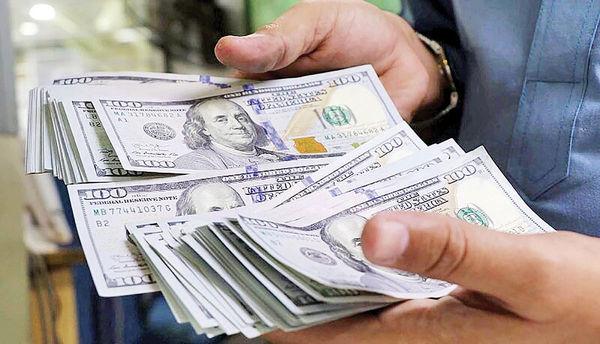 قیمت دلار در بازار امروز سه شنبه ۸ تیرماه ۱۴۰۰/ تداوم روند صعودی دلار در صرافی ملی