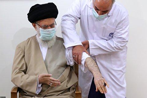واکنش اعراب به تزریق واکسن ایرانی به رهبری