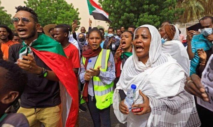 سرکوب اعتراضات به وضعیت بد اقتصادی در سودان