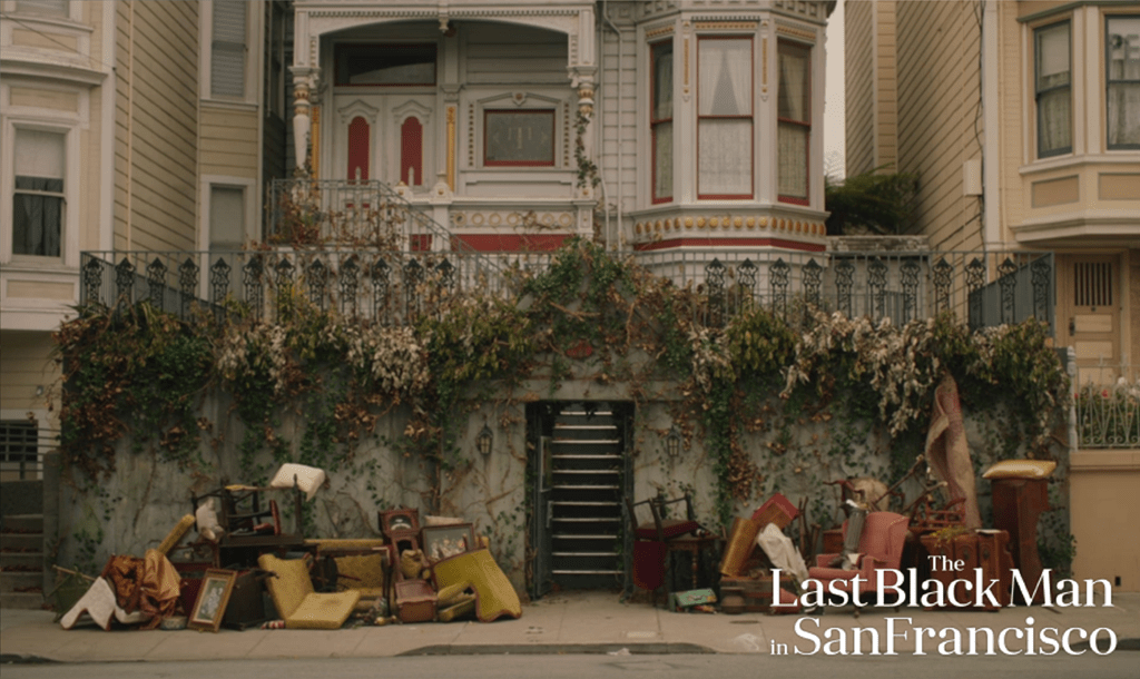 «آخرین مرد سیاه در سان فرانسیسکو» بازنمایی رویاهای کودکی
