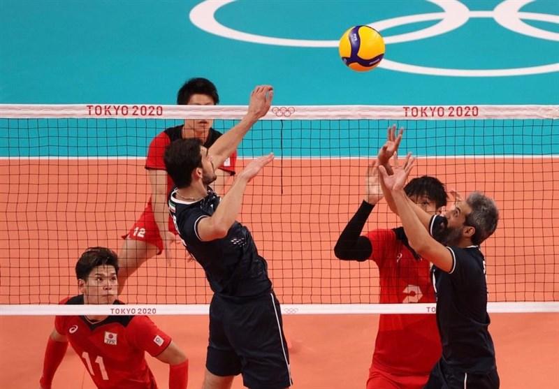 ژاپن ۳ ایران ۲ : حذف دردناک از المپیک با شکست تلخ از میزبان سمج