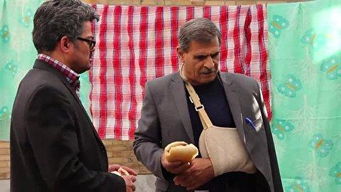 سکانسهایی از فیلم پینوکیو، عامو سردار و ریسِلی