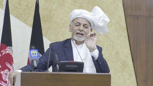 غنی خواستار بسیج ملی علیه طالبان شد